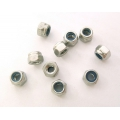 M3 Locking Nuts (pack 10)