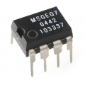 Graphic Equalizer Chip - MSGEQ7