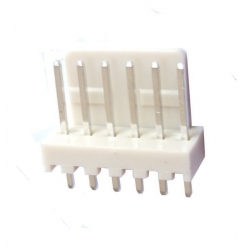 Polarized Connectors - Male Headers (2pin - 6pin)