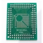 TQFP SMD Adapter Board 0.8mm/0.5mm (32-100)