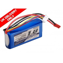 Turnigy Nano-Tech 11.2V 1000mAh Lipo Battery