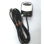 Ublox Waterproof USB 50 Channel GPS Receiver