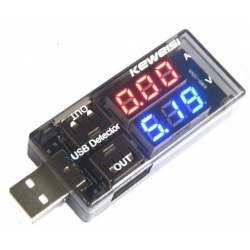 USB Charger Doctor Pro - Voltage and Current Display
