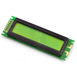 Pololu 16x2 Character LCD (Parallel Interface) Backlit