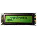 16x2 Character LCD (Parallel Interface) Backlit