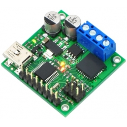 Pololu 21V 3A USB Motor Controller with Feedback
