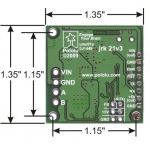 21V 3A USB Motor Controller with Feedback