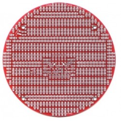 Pololu 3pi Expansion Kit without Cutouts - Red