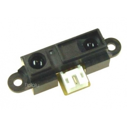 Pololu Sharp GP2Y0A21YK0F Analog Distance Sensor 10-80cm