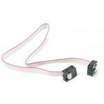 IDC Socket 2x3 pin 0.1in Female