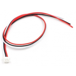 Pololu 3-Pin Female JST Cable for Sharp Distance Sensors (30cm)
