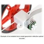 Optical Encoder Pair Kit for Micro Metal Gearmotors, 5V