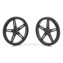 Pololu Pololu Wheel 70x8mm Pair - Black