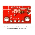QTR-8RC Infra Red Reflectance Sensor Array