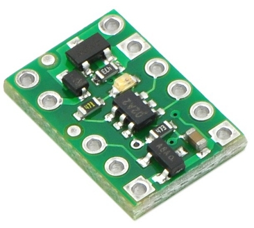 rc switch with small low side mosfet 1210 pololu