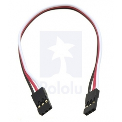 "Pololu Servo Extension Cable 12"" Female-Female"