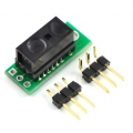 Sharp GP2Y0D810Z0F Digital Distance Sensor 10cm Breakout