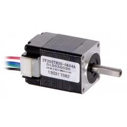 Pololu Stepper Motor 200 Steps/Rev, 20x30mm, 3.9V, 600mA