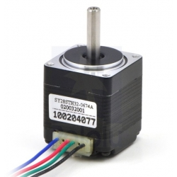 Pololu Stepper Motor 200 Steps/Rev, 28x32mm, 3.8V, 670mA