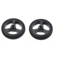 Pololu Wheel 32x7mm Pair - Black