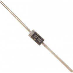1N4007 1A 1000V Rectifier Diode (pack 10)