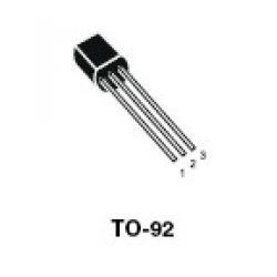 ST Microelectronics 2N7000 N-Channel MOSFET