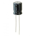 470uF 25V Electrolytic Smoothing Capacitor
