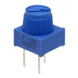 Single Turn Potentiometer 100K