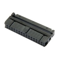 IDC Socket 2x20 pin 0.1in Female
