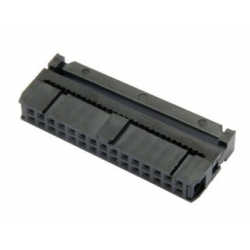 HobbyTronics IDC Socket 2x20 pin 0.1in Female