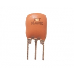 16.00mhz 3-pin Ceramic Resonator
