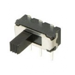 SPDT Miniature Slide Switch