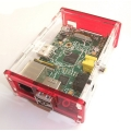 Adafruit Raspberry Pi Box - Cherry