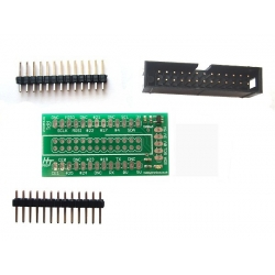 HobbyTronics Raspberry Pi GPIO Breakout Board Kit *PRO