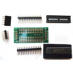 HobbyTronics Raspberry Pi MCP23017 Port Expander Board Kit