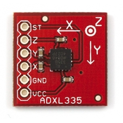 SparkFun Triple Axis Accelerometer Breakout - ADXL335
