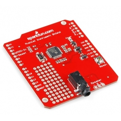 SparkFun Arduino Music Instrument Shield