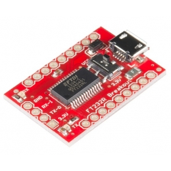 SparkFun Breakout Board for FT232RL USB to Serial