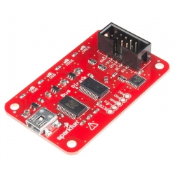 SparkFun Bus Pirate V3.6A Logic, SPI, I2C Protocol Analyzer