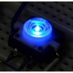 LED Tactile Button - Blue