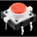 LED Tactile Button - Red