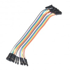 "Jumper Wires - Female/Female 6"" (20 pack)"