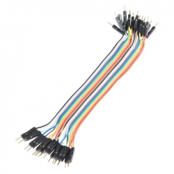 "SparkFun Jumper Wires - Male/Male 6"" (20 pack)"