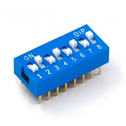 SparkFun DIP Switch - 8 Position