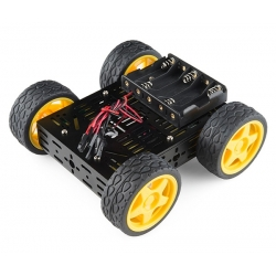 SparkFun Multi-Chassis - 4WD Kit (Basic)
