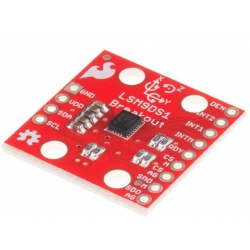 SparkFun SparkFun 9 Degrees of Freedom IMU Breakout - LSM9DS1