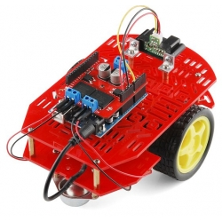 SparkFun Magician Robot Chassis