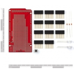 MegaShield Kit for Arduino