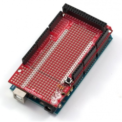 SparkFun MegaShield Kit for Arduino