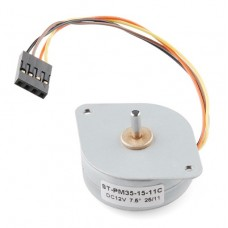 Small Stepper Motor